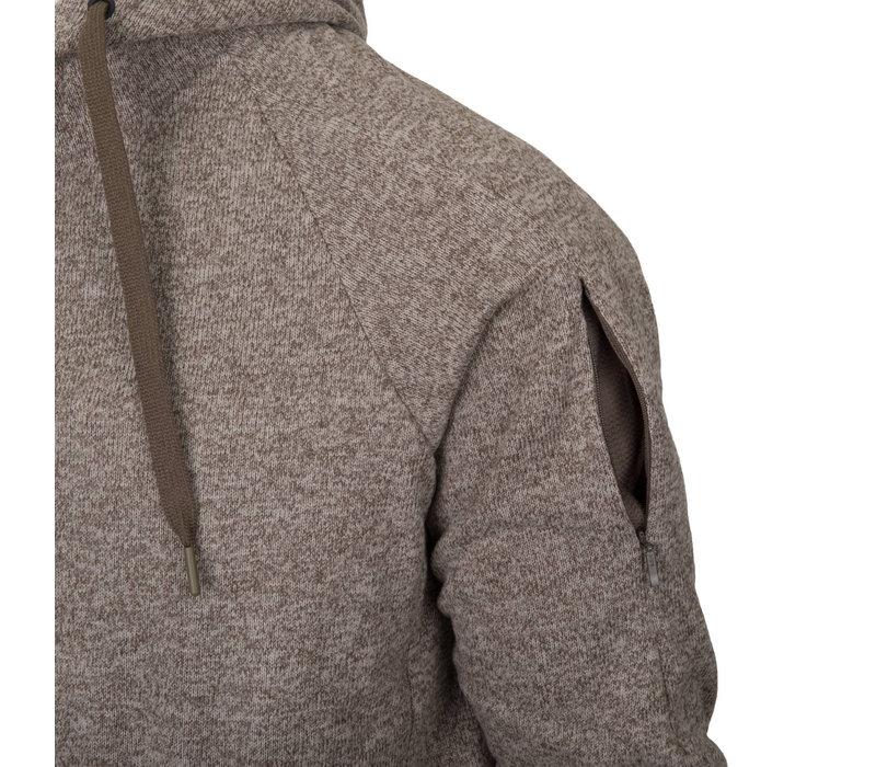 Covert Tactical Hoodie (FullZip) - Melange Blue
