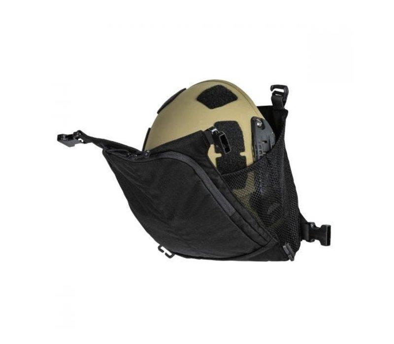 Helmet/Shove-it Gear - Black