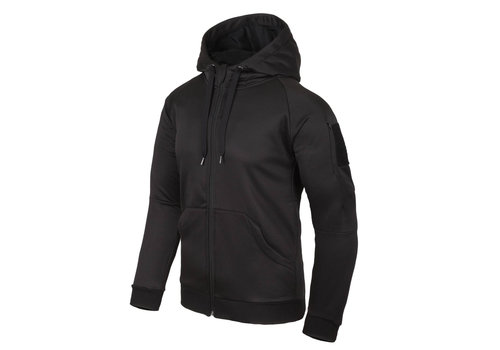 Helikon-Tex Urban Tactical Hoodie (FullZip) - Black