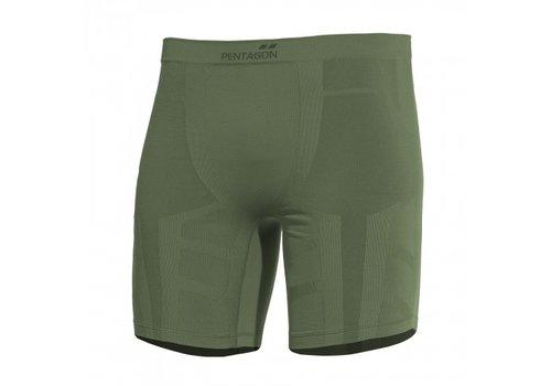 Pentagon Plexis Activity Short Pants - Camo Green