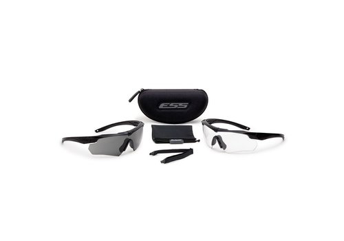 ESS Eye Pro Crossbow  2x Kit - Black