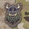 MilSpec Monkey Viking Head 1 patch