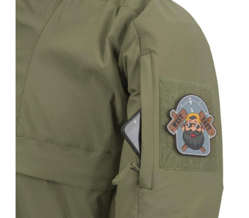 Mistral Anorak Jacket® - Adaptive Green