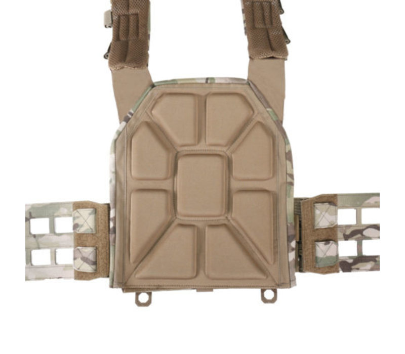 Laser Cut LPC Low Profile Carrier V2 ladder Sides - Multicam