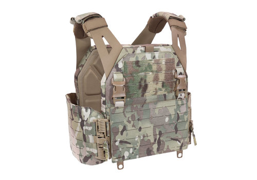 Warrior Laser Cut LPC Low Profile Carrier V1 Solid Sides - MultiCam