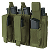 Condor MA55 Triple Kangaroo Mag Pouch - Olive