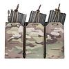 Warrior Laser Cut Detachable Triple Bungee 5.56 Panel - Multicam