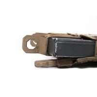 Laser Cut Detachable Triple Bungee 5.56 Panel - Multicam