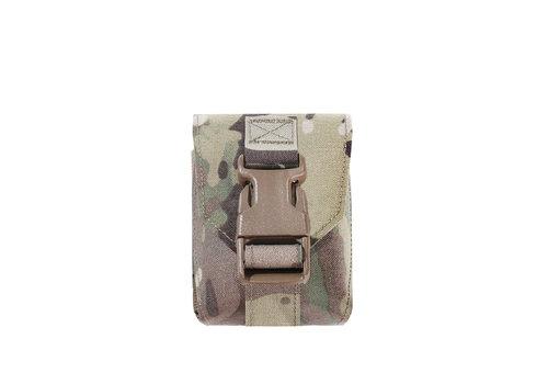 Warrior Laser Cut Frag Grenade Pouch  - MultiCam