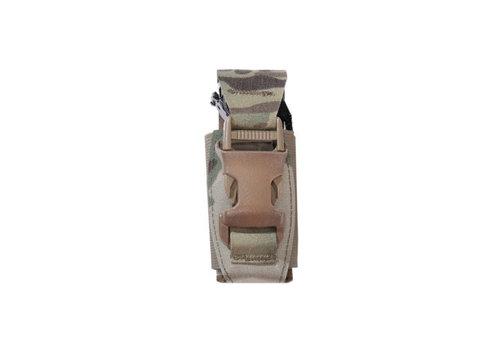 Warrior Laser Cut Single 40mm Flashbang Pouch - Multicam