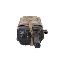 Laser Cut Adjustable  Radio Pouch - Multicam