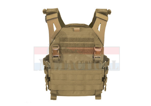 Warrior LPC Low Profile Carrier V2 ladder Sides - Coyote Tan