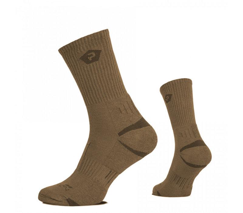 Iris Coolmax® MID Socks - Coyote