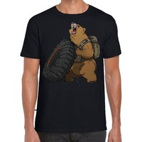Grizzly Tee - Black