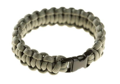 Invader Gear Paracord Bracelet - Grey