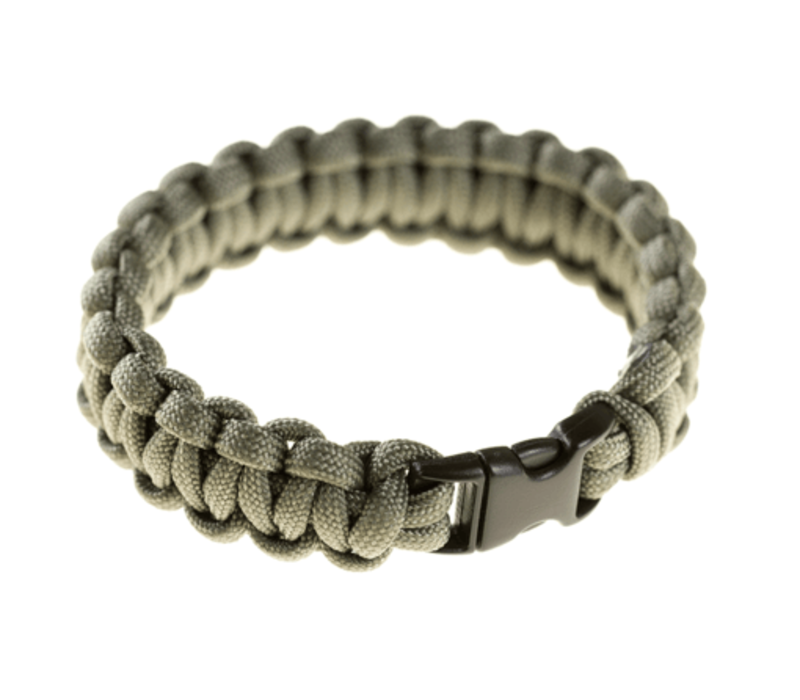 Paracord Bracelet - Grey