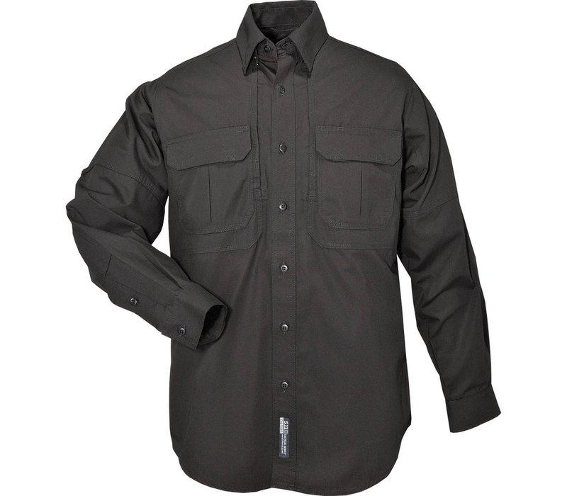 Tactical Long Sleeve Shirt - Black