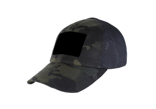 Condor TCM Tactical Mesh Cap - MultiCam Black