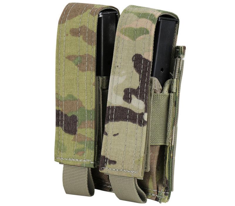 MA23 Double Pistol Mag Pouch - MultiCam