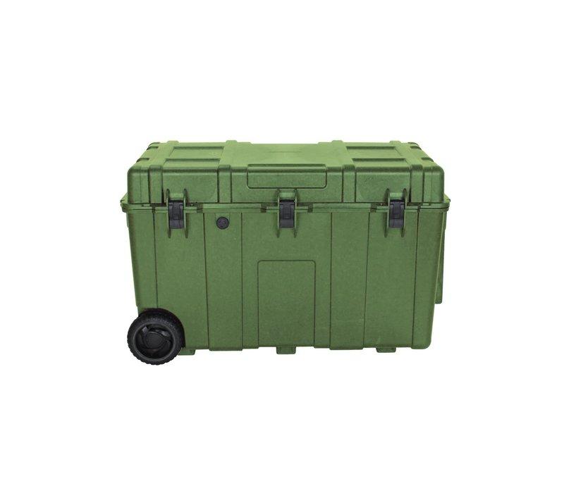 Kit Box Hard Case - Green