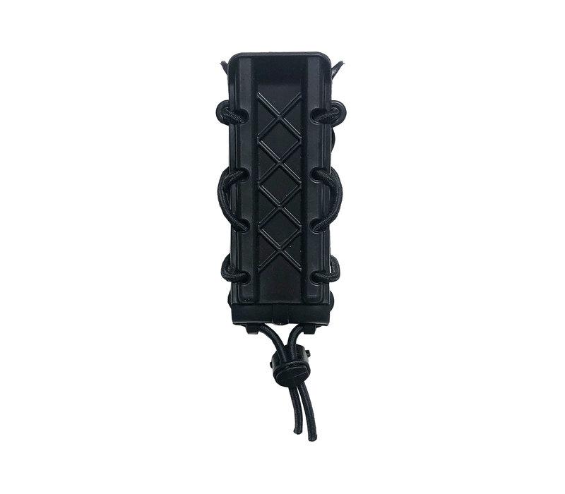 Polymer Pistol Taco - Black
