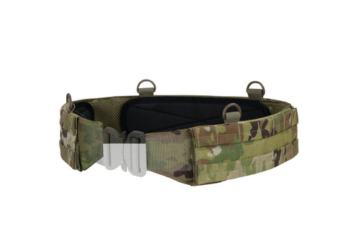 Condor 121160 Slim Battle Belt - Multicam