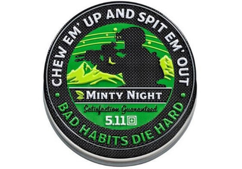 5.11 Tactical Chew 'Em Up patch - Military green