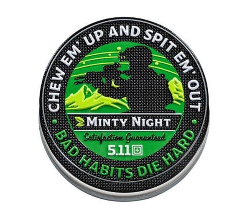 Chew 'Em Up patch - Military green