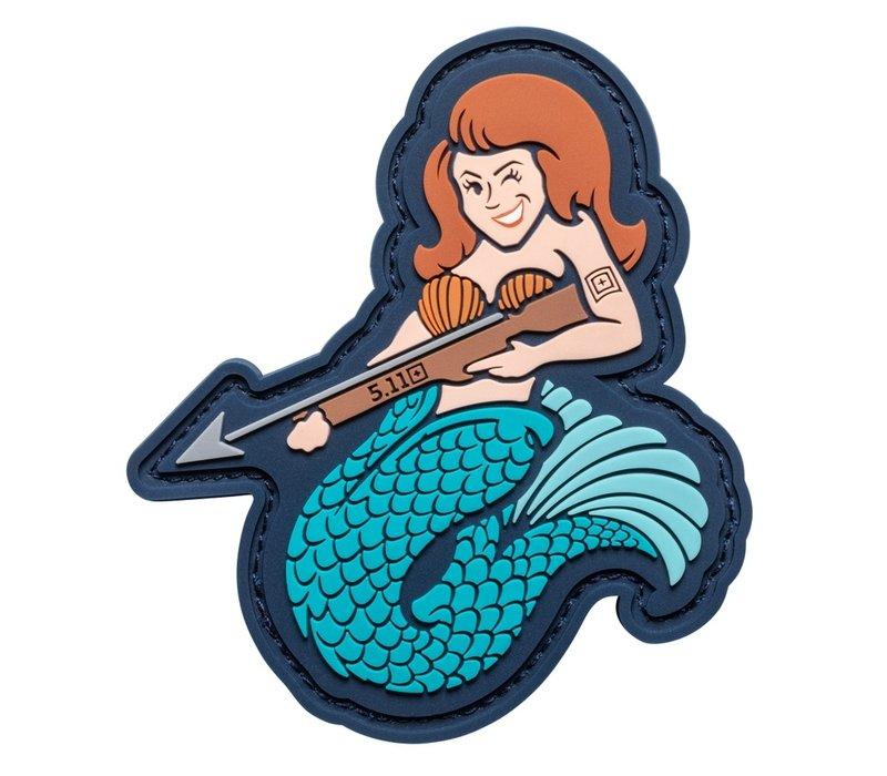 Mermaid Sniper Patch - Blue