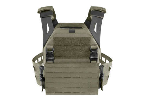 Warrior Laser Cut LPC Low Profile Carrier V2 ladder Sides - Ranger Green