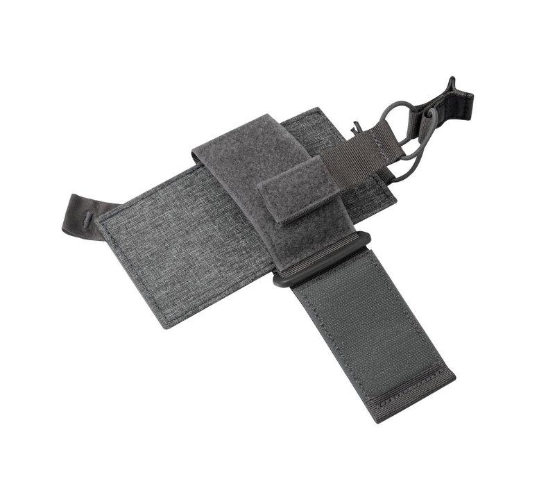 Inverted Pistol Holder Insert - Grey Melange