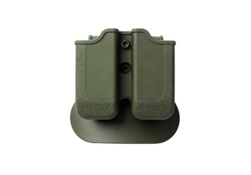 IMI Defense Z2000 Double Magazine Pouch for Glock 17/19/22/23/25 - Olive Drab