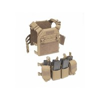Recon Plate Carrier SAPI - Coyote Tan