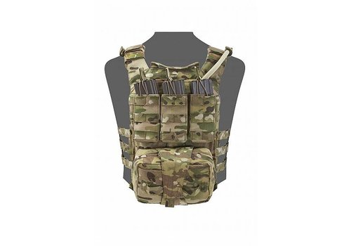 Warrior Assaulters Backplane - MultiCam