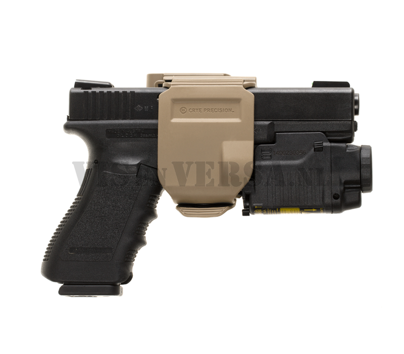 GunClip for Glock 17/19/20/22 - Tan