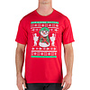 5.11 Tactical Holiday Ugly T-Shirt - Red