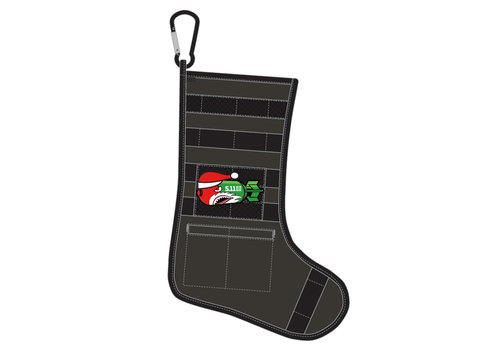 5.11 Tactical Tactical Holiday Stocking - Saddle Brown
