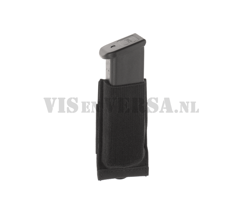 Ten-Speed Single Pistol Mag Pouch - Black