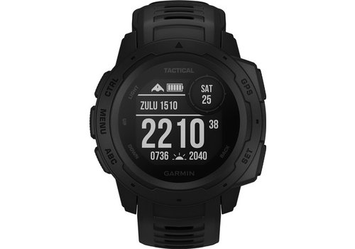 Garmin Instinct Tactical Edition - Black