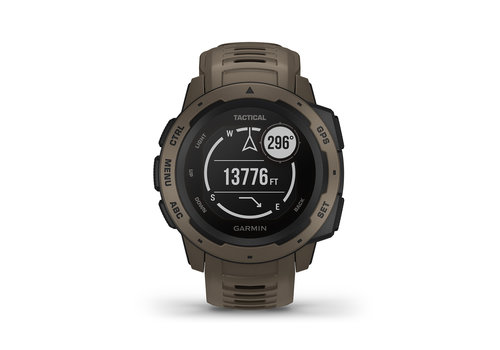 Garmin Instinct Tactical Edition - Coyote Tan