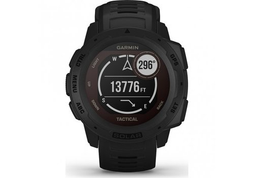 Garmin Instinct Tactical Solar - Black