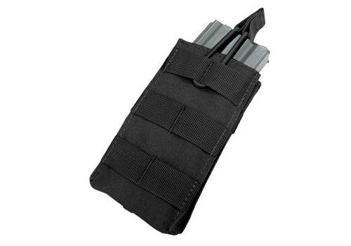Condor MA18 Single Open Top M4/M16 Mag Pouch - Black