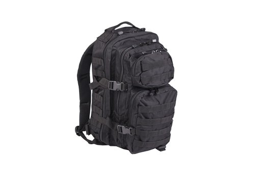 Mil-Tec Backpack US Assault Small - Black