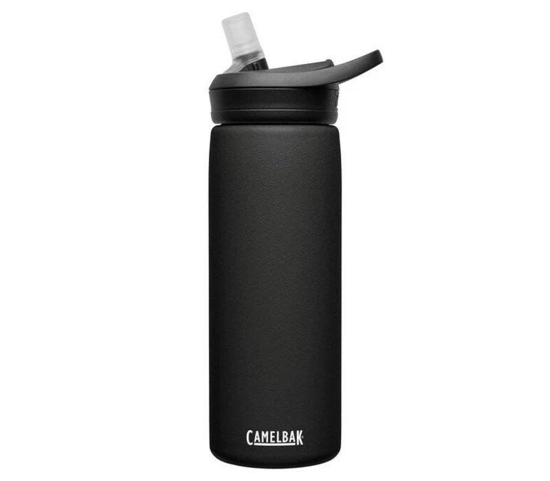 CamelBak Eddy+ Vacuum Stainles 0.6L - Zwart