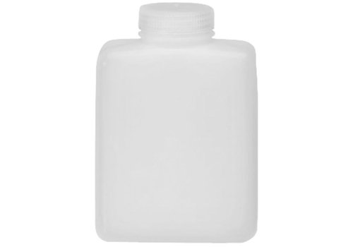 Nalgene Rectangular Bottle HDPE 125ml - White