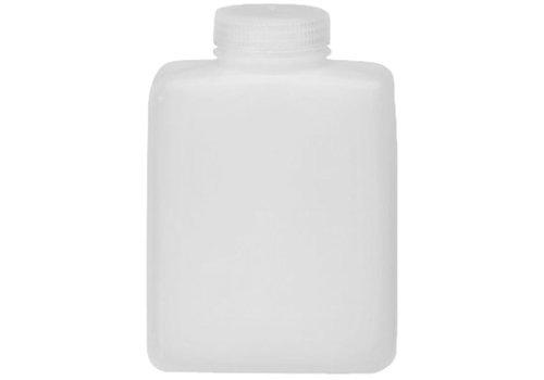 Nalgene Rectangular Bottle HDPE 125ml - Wit