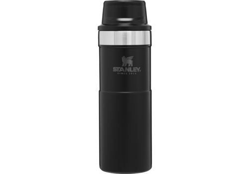 Stanley Trigger-Action Travel Mug 0.47L - Matte Black