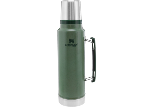 Stanley Legendary Classic Bottle 1L - Hammertone Green