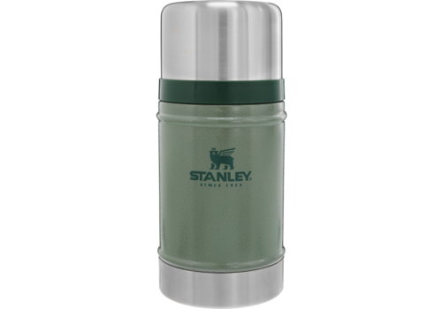 Stanley Legendary Classic Food Jar 0.7L - Hammertone Green
