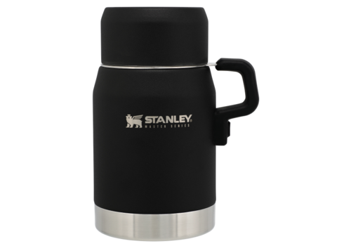 Stanley Unbreakable Food Jar 0.5L Foundry - Black